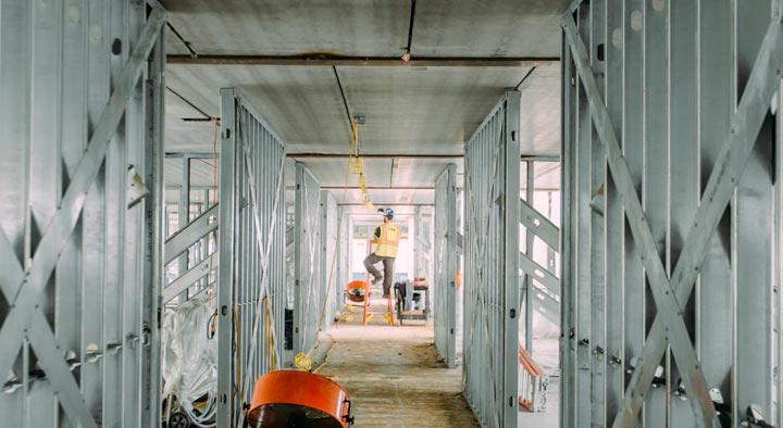 Sistema Drywall Construcciones rápidas, seguras y eficientes