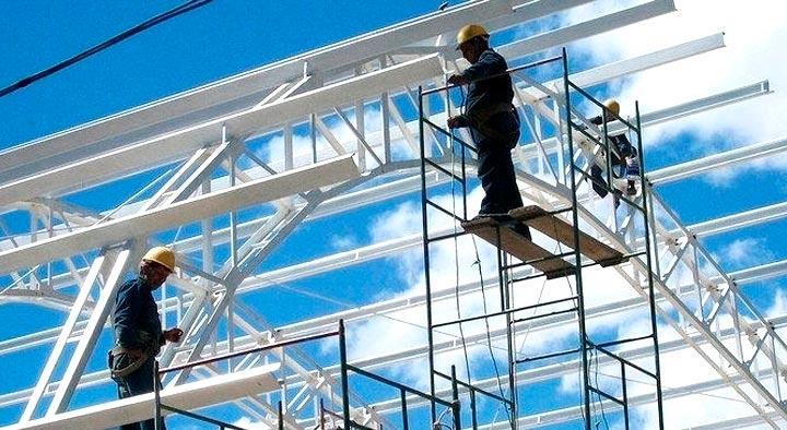 Aluminio como material de construcción