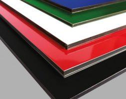 Panel De Aluminio Compuesto PAC